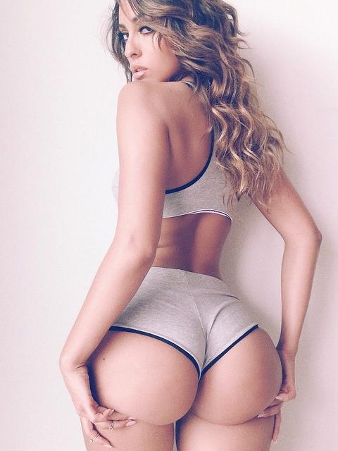 sexy babe ass