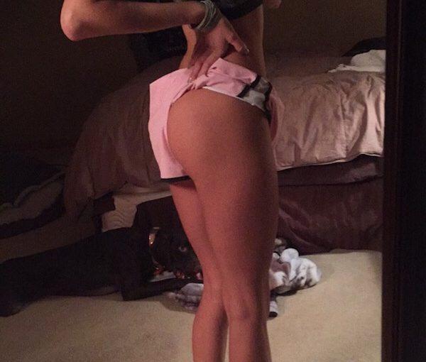 amateur panties selfie